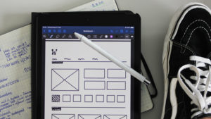 Webdesign vom Wireframe zum Mockup. | upcite Online-Marketing